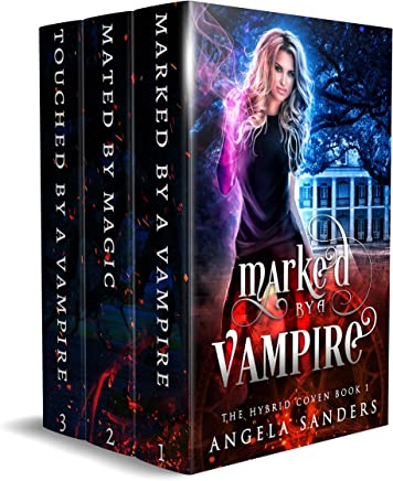 The Hybrid Coven: Books 1 -3 - Kindle edition by Angela ...