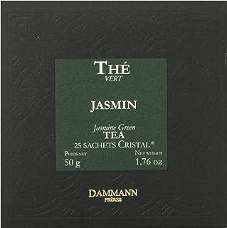 DAMMANN FRERES The Vert Au Jasmin Sachets, 25 count, 1.76 Oz