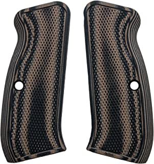 LOK Grips Checkered CZ 75 Full Size Grips