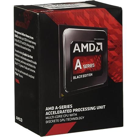 AMD AD740KYBJABOX A6-7400K Dual-Core 3.5 GHz Socket FM2+ Desktop Processor Radeon R5 Series