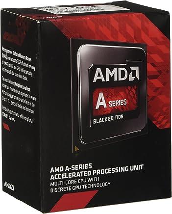AMD APU A6 7400K11 Procesador para PC, 3.5 GHz, 2 Núcleos, Socket Fm2+, 2 MB