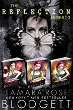 The Reflection Series Boxed Set: (Science Fiction Vampire / Shifter Romance Thriller Books 1-3)