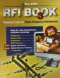 The ARRL RFI Book (Softcover)