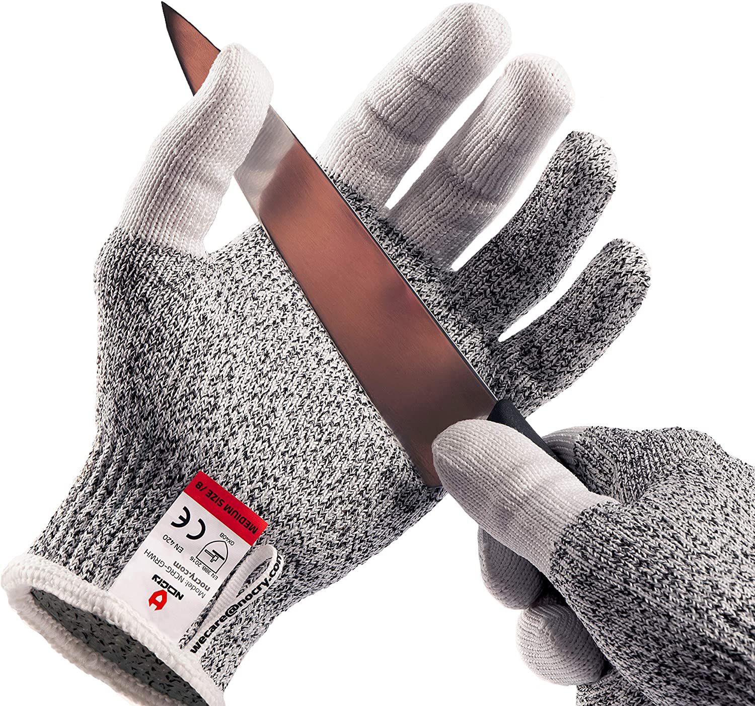 NoCry Sales Cut Resistant Kitchen Max 66% OFF and Gloves Reinforc Safety with Work