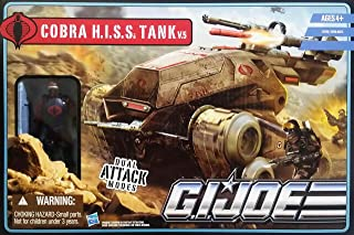G.I. Joe Pursuit of Cobra (POC) H.I.S.S. Tank V.5