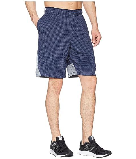 Knit Shorts Balance Tenacity Pigmnet Gunmetal New qSxAR4Egw