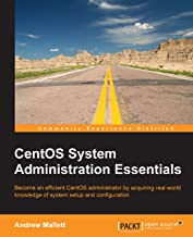 Best centos system administration essentials by andrew mallett Reviews