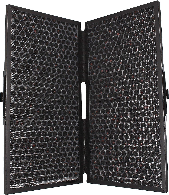 LifeSupplyUSA 2-Pack Bargain Carbon Particle Folding F Regular store Add-On SmokeStop