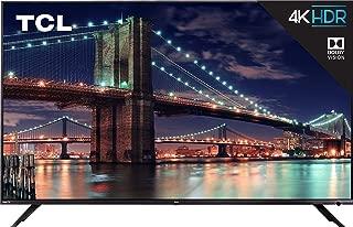 TCL 55R617 55-Inch 4K Ultra HD Roku Smart LED TV (2018 Model) (Renewed)