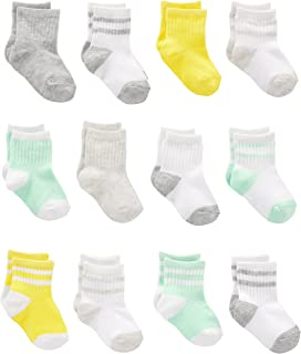Simple Joys by Carter's Baby 12-Pack Socks