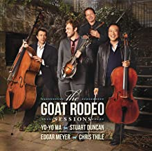 Goat Rodeo Sessions (2Lp/180G/Dl Card)