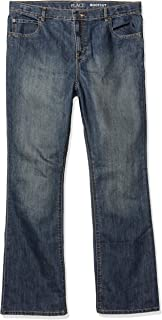The Children's Place Boys' Basic Bootcut Jeans