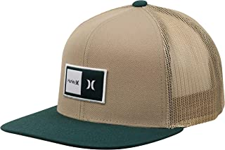 Hurley Natural Hat, Khaki, One Size