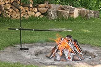 Paumco Traveling Bob-A-Que Portable Camp Grill
