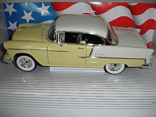 ERTL American Muscle 1955 Chevrolet Bel Air 1 18 Scale by ERTL