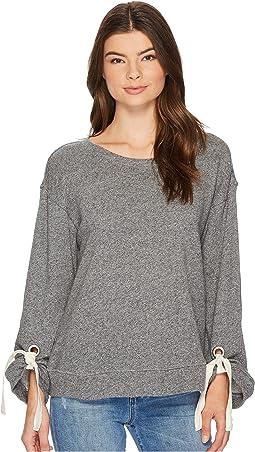 Splendid - Grommet Sweatshirt