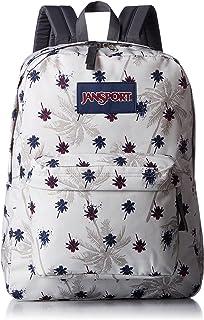 JanSport Unisex SuperBreak Goose Grey Urban Oasis Backpack