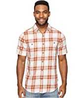 Royal Robbins - Point Reyes Plaid Short Sleeve Shirt