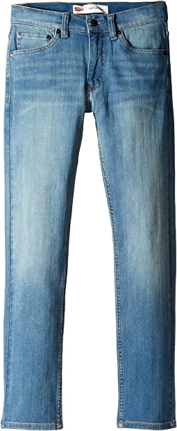 418126b93 Levis kids boys 510 super skinny jeans big kids | Shipped Free at Zappos