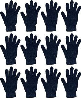 Yacht & Smith Winter Beanies & Gloves For Men & Women, Warm Thermal Cold Resistant Bulk Packs