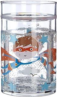 Premier Housewares 1206337 Super Rupert Kids Drinking Cup, PS-Polystyrene, 7 x 7 x 11 cm