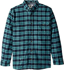 Central Coast Long Sleeve Flannel (Big Kids)