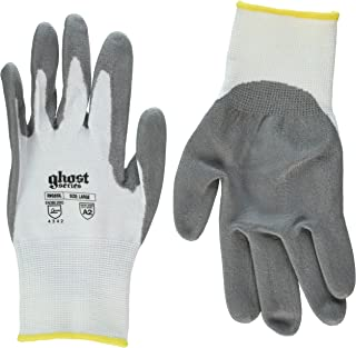 Radians RWG550L Ghost Series Cut Protection Level 3 Work Glove (12 per Pack), Large
