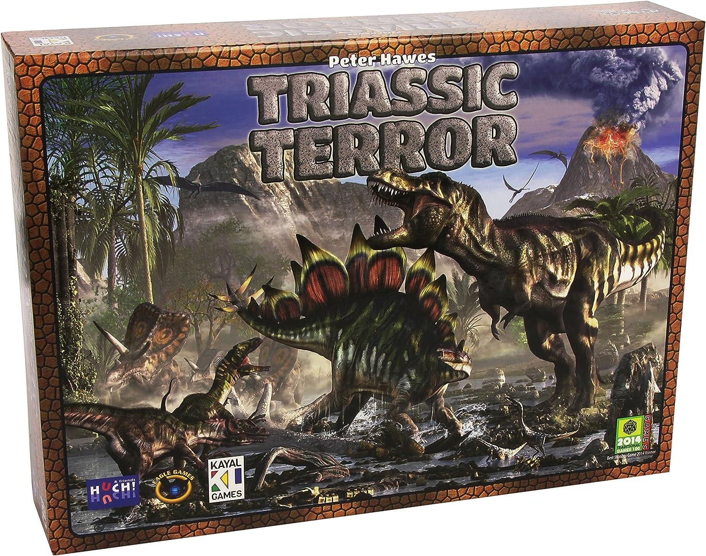 Eagle Games Triassic Game Terror Cheap mail Cheap bargain order shopping