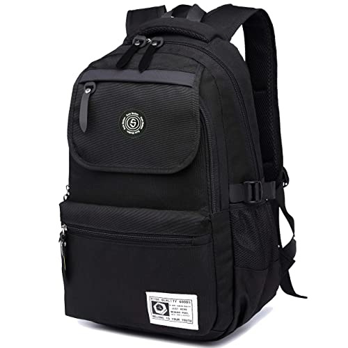 c14d45a0e5 SUPA MODERN® Unisex Nylon School Bag Waterproof Hiking Backpack Cool Sports  Backpack Laptop Bag