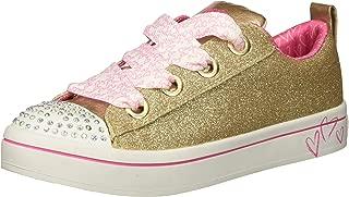 Skechers Kids' TWI-Lites-Glitter Glamour Sneaker