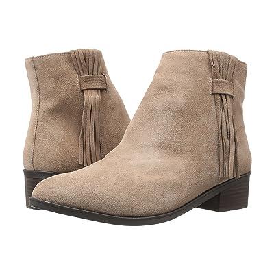 Bella-Vita Fern (Almond Suede Leather) Women