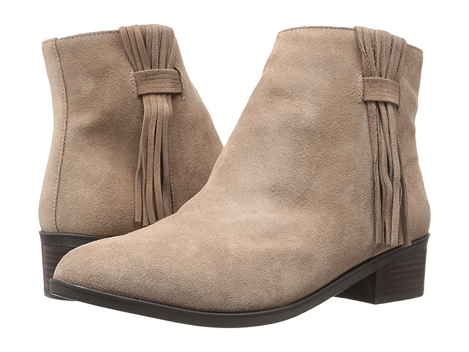 Bella-Vita Fern (Almond Suede Leather) Women