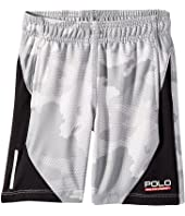 Polo Ralph Lauren Kids - Textured Poly Camo Shorts (Toddler)