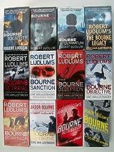 Bourne Series (Set of 12) Identity, Supremacy, Ultimatum, Legacy, Betrayal, Sanction, Deception, Objective, Dominion, Imperative, Retribution, Ascendancy