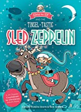 Elma the Elf and the Tinsel-Tastic Sled Zeppelin: A 24 Chapter Countdown to Christmas Advent Book (English Edition)