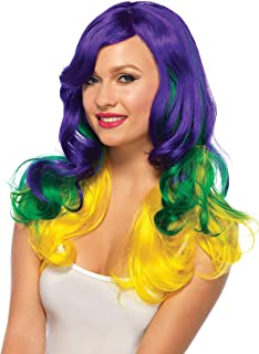 Women's Long Wavy Wig Costume Accessory