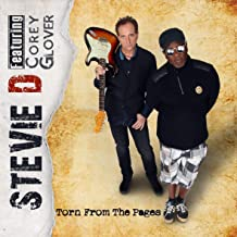 Stevie D. & Corey Glover - Torn From The Pages (2019) LEAK ALBUM