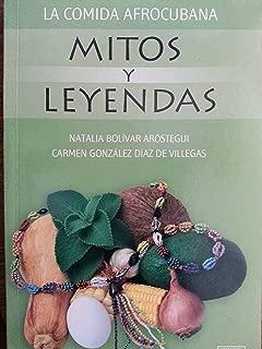 La comida afrocubana.Mitos y leyendas.