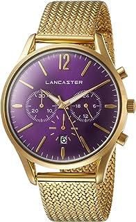 [ランカスターパリ]Lancaster Paris 腕時計 MLP003B/YG/VL MLP003B/YG/VL メンズ 【正規輸入品】