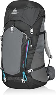 Gregory Mountain Products Jade 63 Liter Women's Multi Day Hiking Backpack | Backpacking, Camping, Travel | Ventilated Suspension, Raincover, Hydration Compatible | Breathable Comfort on the Trail
