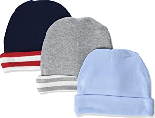 Marky G Apparel Baby Rib Cap (Pack of 3)