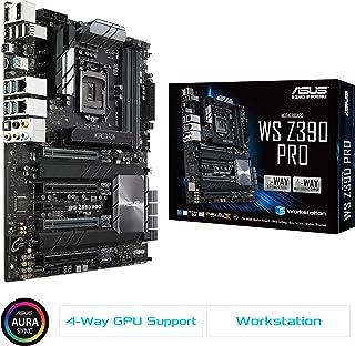 ASUS TeK WS/Z390/PRO Z390チップセット搭載 サーバー&ワークステーション用マザーボード