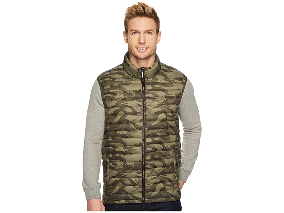 Roper 1410 Dull Camo Print (Green) Men