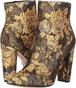 Metallic Multi/Metallic Floral Brocade