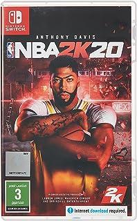 NBA 2K20 Nintendo Switch (Nintendo Switch)