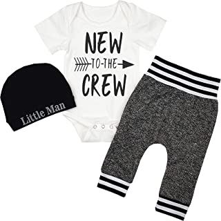 newborn 0-3 months boy clothes
