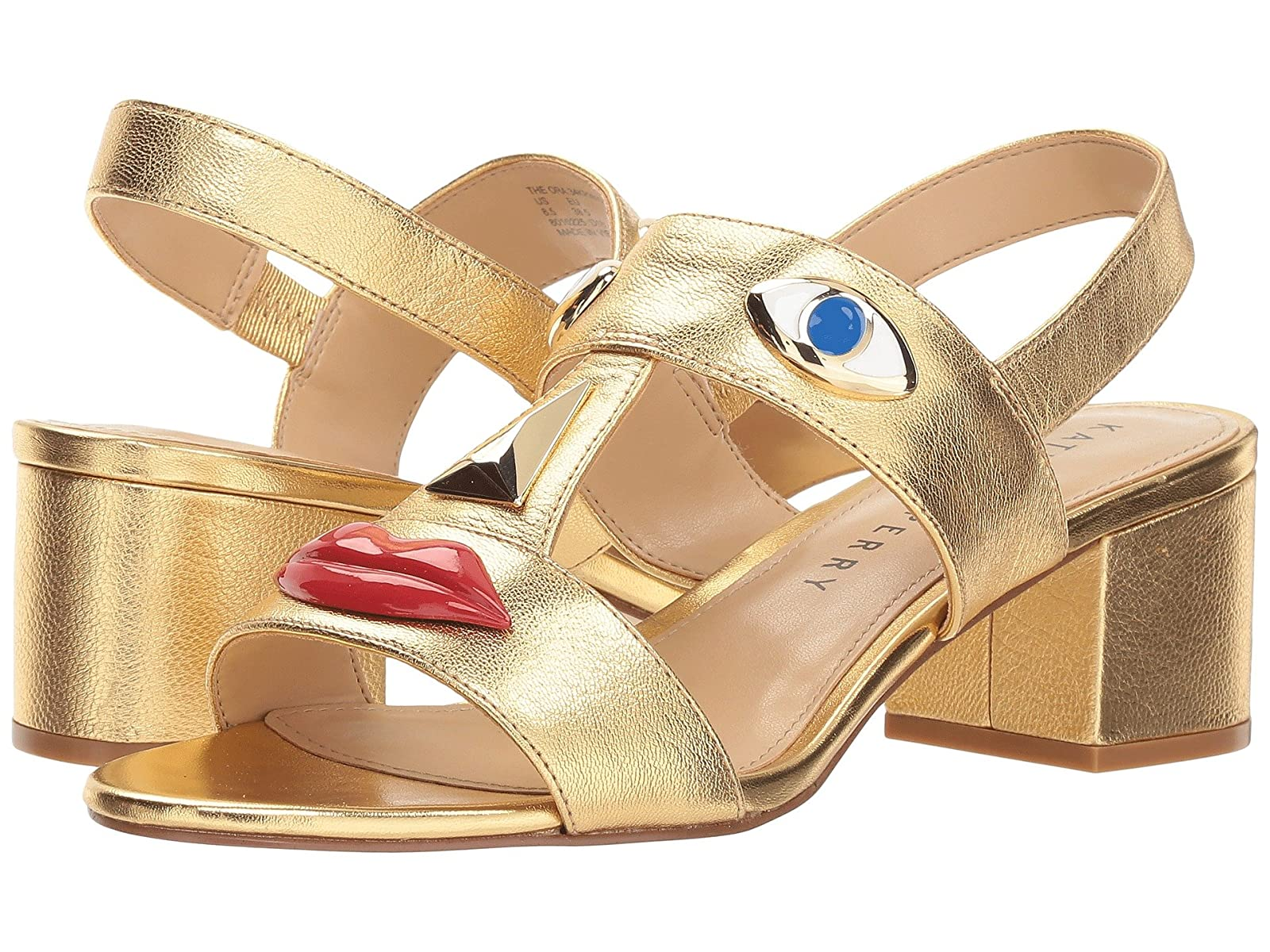 Katy Perry The OraAtmospheric grades have affordable shoes