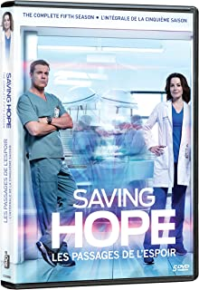Saving Hope - Season 5