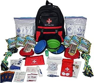 Pet Evac Pak, LLC Premium 2-Big Dog Emergency Survival kit - 72 Hours