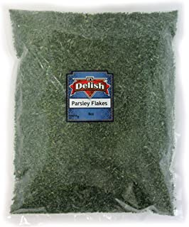 Dried Parsley Flakes by Its Delish (8 Oz)